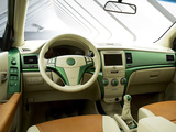 SsangYong C200 Eco Hybrid Concept 2009 images