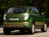 SsangYong C200 Eco Hybrid Concept 2009 photos