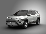 SsangYong XAVL Concept 2017 pictures