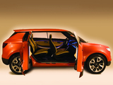 SsangYong XIV-1 Concept 2011 wallpapers