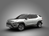 SsangYong XAVL Concept 2017 wallpapers