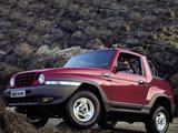 Images of SsangYong Korando Cabrio 1996–2006