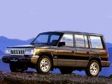 Pictures of SsangYong Korando Family 1988–95