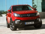 Pictures of SsangYong Korando 2017