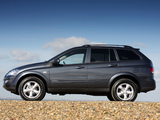 Images of SsangYong Kyron UK-spec 2007