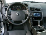 Pictures of SsangYong Kyron 2005–07