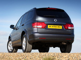 Pictures of SsangYong Kyron UK-spec 2007