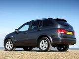 SsangYong Kyron UK-spec 2007 pictures