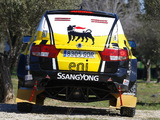 SsangYong Kyron Rally 2009 pictures
