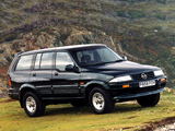 Images of SsangYong Musso UK-spec 1993–98