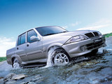 Images of SsangYong Musso Sports 2002–06