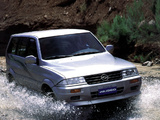 SsangYong Musso 1993–98 images