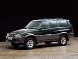 SsangYong Musso 1998–2005 photos