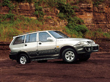 SsangYong Musso 1998–2005 pictures