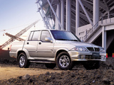 SsangYong Musso Sports 2002–06 photos