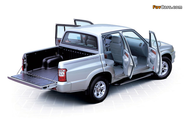 SsangYong Musso Sports 2002–06 wallpapers (640 x 480)