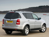 Images of SsangYong Rexton UK-spec 2006