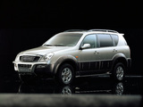 Photos of SsangYong Rexton 2001–06