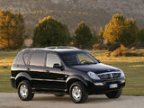 Pictures of SsangYong Rexton 2001–06