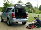 Pictures of SsangYong Rexton C-S UK-spec 2008