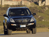 SsangYong Rexton 2001–06 images