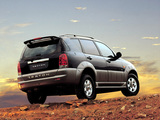 SsangYong Rexton 2001–06 wallpapers