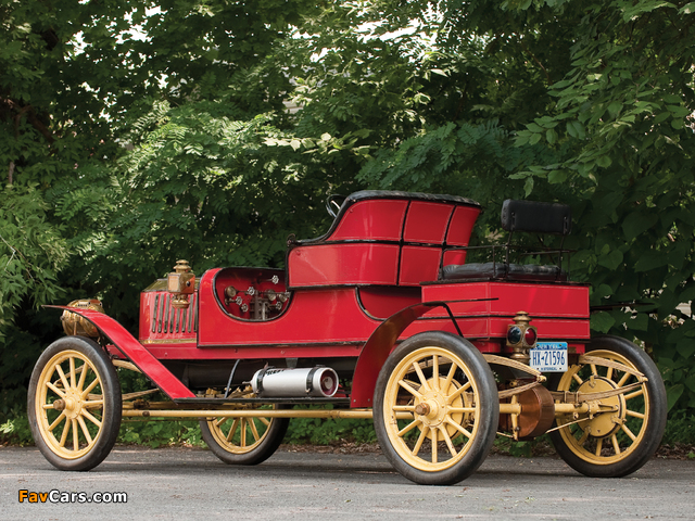Images of Stanley Model E Runabout 1909 (640 x 480)
