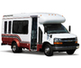 StarTrans Candidate based on Chevrolet Express 2009 images
