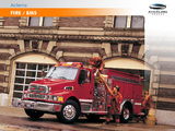 Sterling Acterra Firetruck 2002–09 pictures