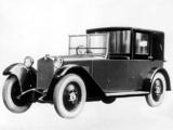 Steyr 12 Taxi Landaulet 1926– pictures