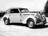 Photos of Steyr 220 Cabriolet 1938–