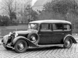 Steyr 430 Limousine 1936– photos