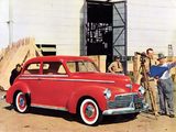 Images of Studebaker Champion Deluxstyle Club Sedan 1942
