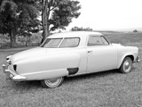Images of Studebaker Champion Starlight Coupe 1952