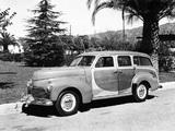 Photos of Studebaker Champion Station Wagon 1946