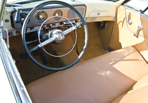 of Studebaker Champion Regal Deluxe Convertible 1949