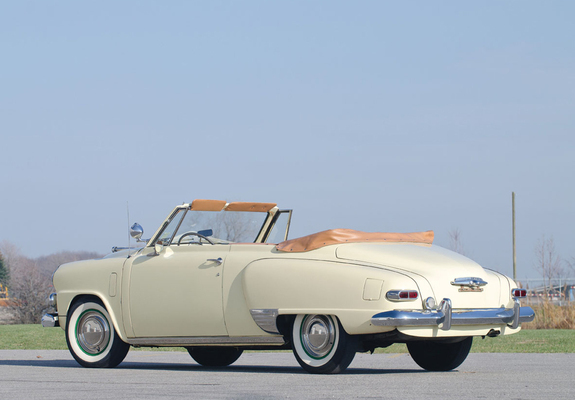 Champion Regal Deluxe Convertible 1949 images