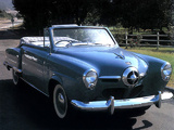 Studebaker Champion Convertible 1950 pictures