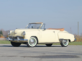 Studebaker Champion Regal Deluxe Convertible 1949 wallpapers