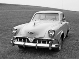 Studebaker Champion Starlight Coupe 1952 wallpapers