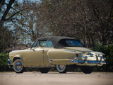 Pictures of Studebaker Commander State Convertible 1952