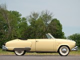 Studebaker Commander State Convertible 1951 pictures