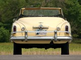 Studebaker Commander State Convertible 1951 wallpapers