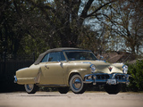Studebaker Commander State Convertible 1952 photos