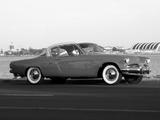 Studebaker Commander Regal Starlight Coupe 1954 wallpapers