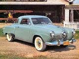 Studebaker Commander Coupe 1951 wallpapers