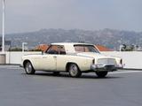 Studebaker Gran Turismo Hawk (62V-K6) 1962 wallpapers