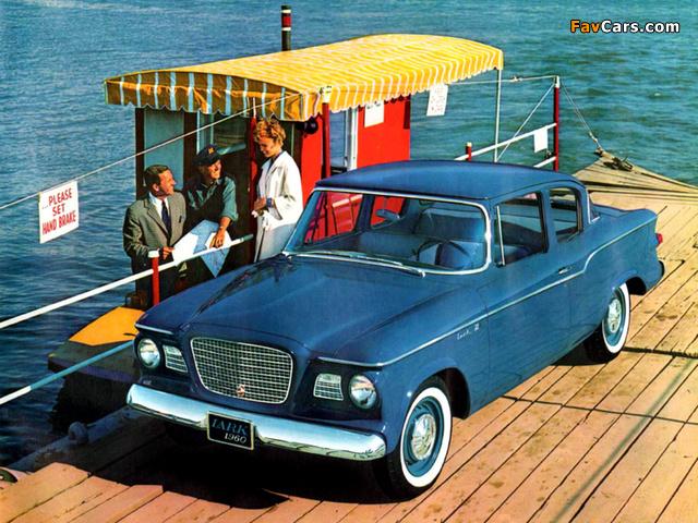 Studebaker Lark 1959–60 images (640 x 480)