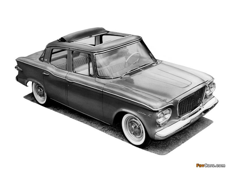 Studebaker Lark 1961–64 images (800 x 600)