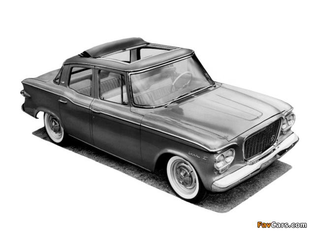 Studebaker Lark 1961–64 images (640 x 480)